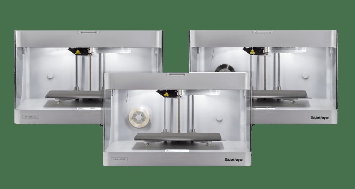 Markforged 3D printers Desktop Series