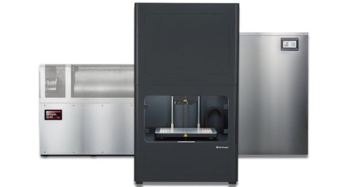 Markforged 3D Metal X printers