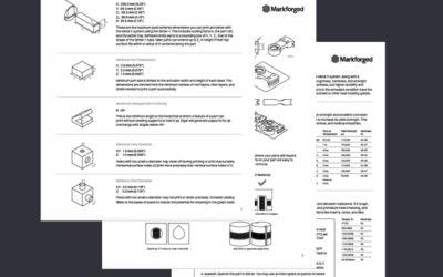 Whitepaper: Markforged Metal Design Guide